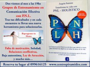 publicidad de taller transf t vida